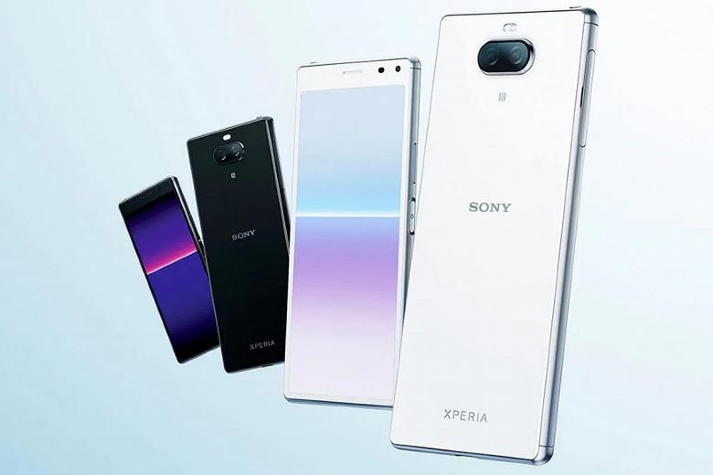 Новая Sony Xperia поступила в продажу в Японии