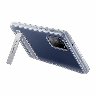 Официальные изображения Samsung Galaxy S20 FE прямо перед анонсом