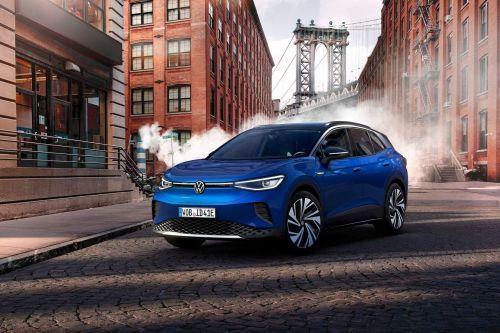 Первую партию электрических кроссоверов Volkswagen ID.4 раскупили за сутки - Volkswagen