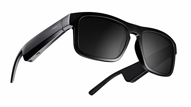 Представлены умные очки Bose Tempo, Tenor и Soprano