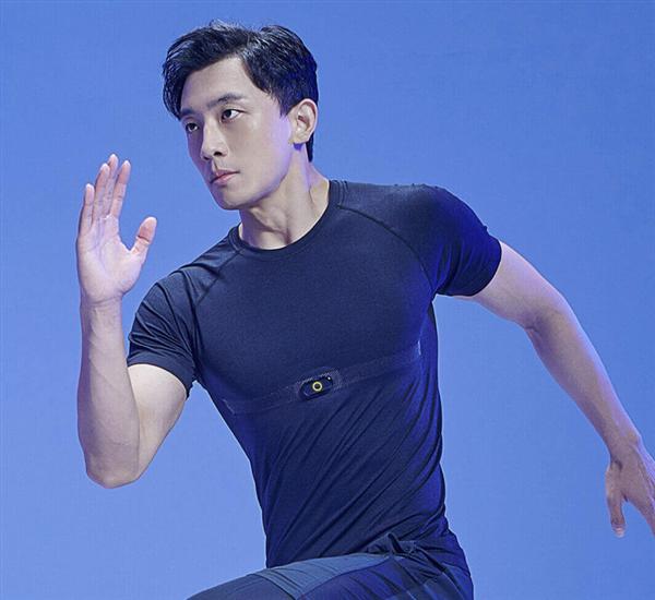 Спортивная футболка Xiaomi может замерять пульс и снимать ЭКГ
