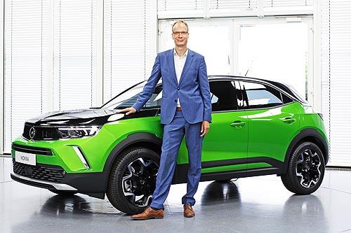 Стали известны европейские цены на новый кроссовер Opel Mokka - Opel