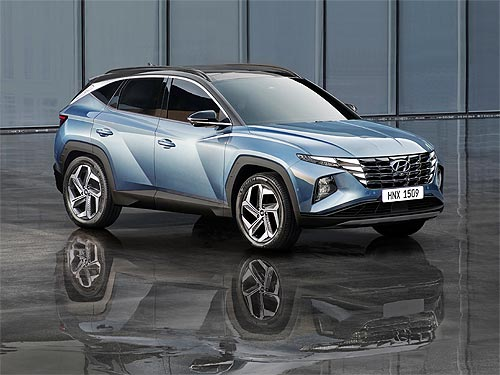 Стало известно, когда новый Hyundai Tucson появится в Украине. Подробности о новинке - Hyundai