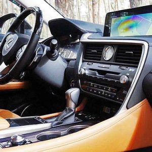 Тест-драйв Lexus RX: в поисках Грааля