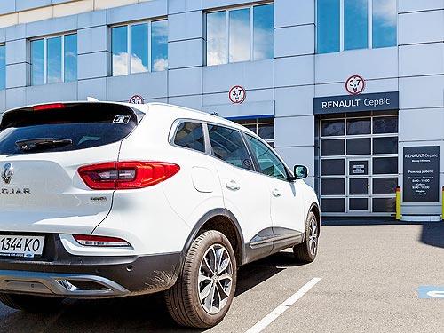 У Renault наступило время выгодной осенней диагностики и подготовке к зиме - Renault