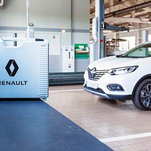 У Renault наступило время выгодной осенней диагностики и подготовке к зиме