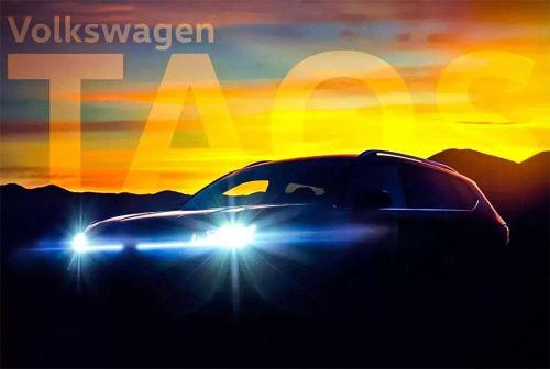 У Volkswagen появится еще один компактный кроссовер