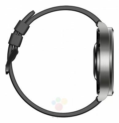 Умные часы Huawei Watch GT2 Pro во всей красе и подробностях от надёжного источника