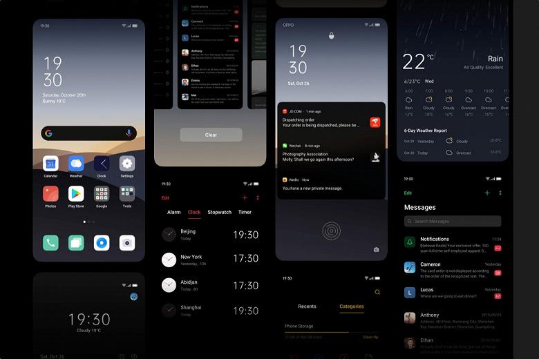 Эти 33 смартфона Oppo получат Android 11. График выхода ColorOS 11