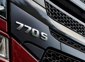 Scania представила самый мощный грузовик на рынке – 770 л.с.