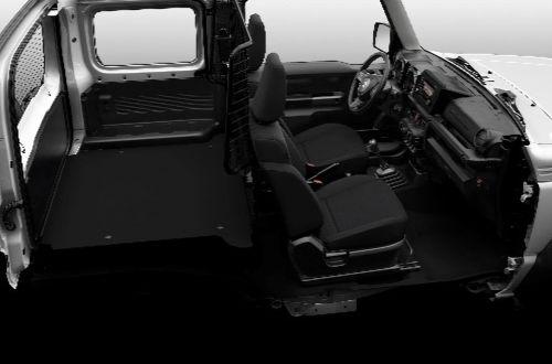 Suzuki Jimny разрешили продавать в странах ЕС только под видом фургона