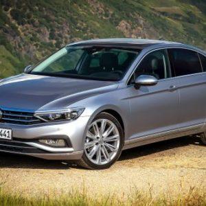 Volkswagen B9 может стать лифтбеком, а не седаном