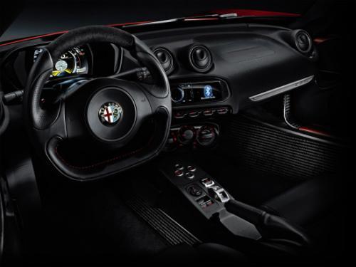 Alfa Romeo 4C снимут с производства в декабре