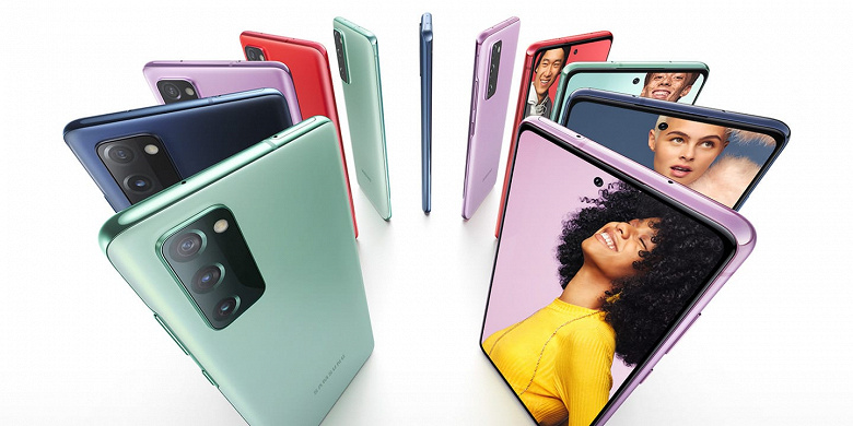 Доступный премиум. Стартовали продажи Samsung Galaxy S20 FE