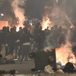 Коронавирус. В Неаполе протест против ужесточения карантина перерос в бои с полицией