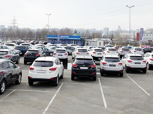 Купить б/у авто в кредит можно, имея всего 21 000 грн. - кредит