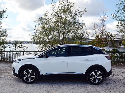 На что способны 300 гибридных «лошадей»: Тест-драйв Peugeot 3008 Plug-In Hybrid4 - Peugeot