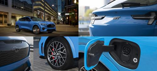 Ford Mustang Mach-E GT превзойдет по динамике европейские электро кроссоверы