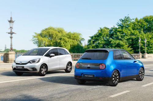 Honda раскритиковала планы властей запретить продажу авто с ДВС с 2035 года - Honda