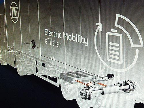 ZF представляет новые модульные системы электропривода - ZF