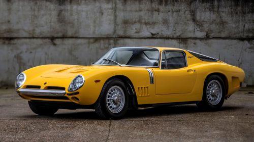 В 2021 году планируют возрадить еще одну итальянскую марку спортивных авто - спорт