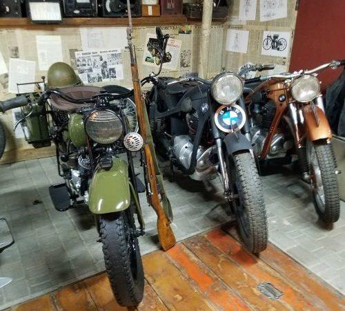 В Днепре появился еще один музей ретро автомототехники