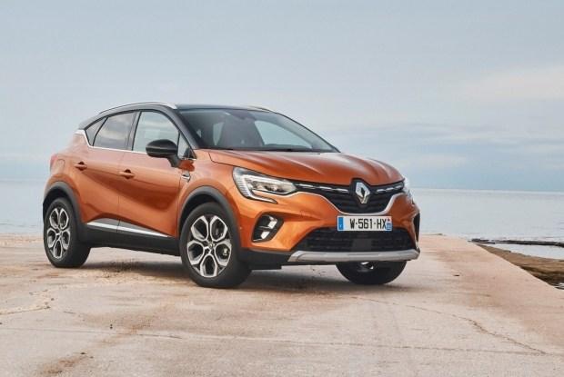На фото: Renault Captur