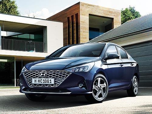 В Украине стартуют продажи нового Hyundai Accent - Hyundai