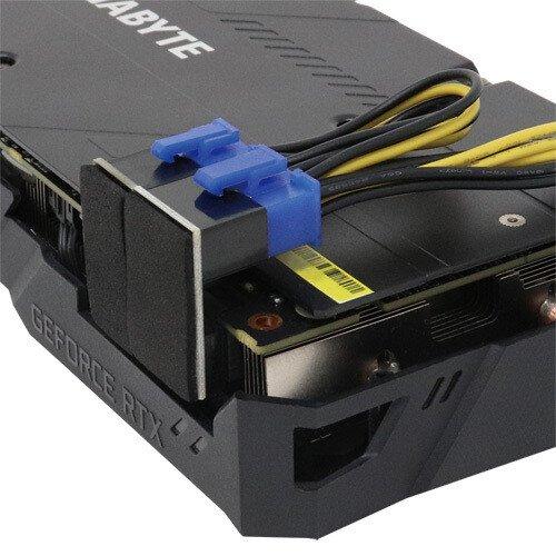 Все гениальное просто. Переходники Ainex помогают спрятать кабели питания видеокарт