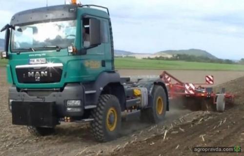 Германия будет выплачивать премии за утилизацию старых грузовиков - утилизац