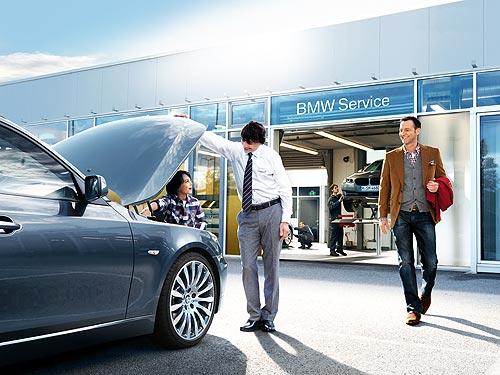 Как официальные автосервисы привлекают постгарантийные автомобили - автосервис