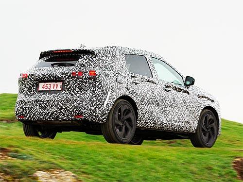 Каким будет новое поколение Nissan Qashqai. Премьера уже в начале следующего года - Nissan