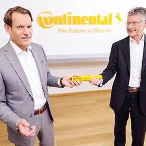 Назначен новый CEO компании Continental
