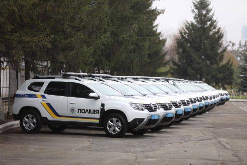 Национальная полиция получила партию Renault Duster - Renault