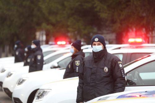 Национальная полиция получила партию Renault Duster