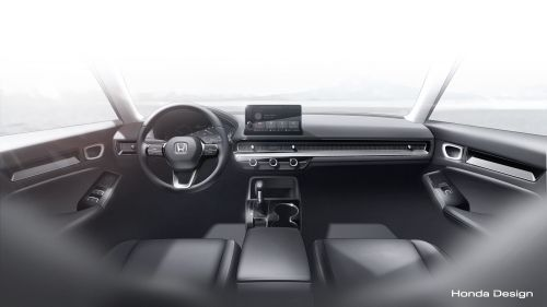 Представлено новое поколение Honda Civic
