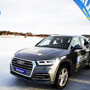 Проверяем новинку сезона – шины Michelin X-Ice Snow