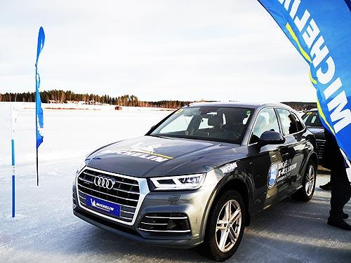 Проверяем новинку сезона – шины Michelin X-Ice Snow - Michelin