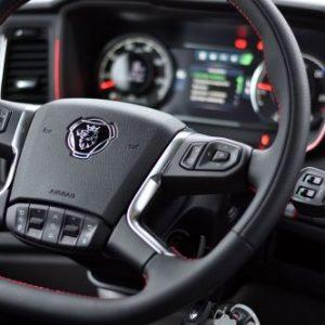 """""""Скания Украина"""" поставила уже третий тягач V8 730 одному клиенту"""