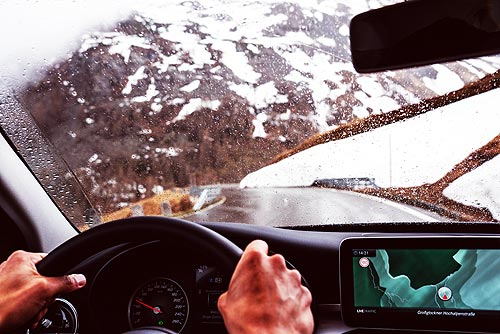 Спокойствие на зимних дорогах: какие выбрать зимние шины Nokian Tyres - Nokian