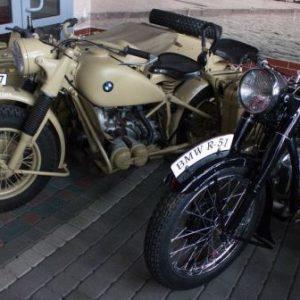 Теперь и в Украине можно увидеть эволюцию мотоциклов BMW в уникальном музее