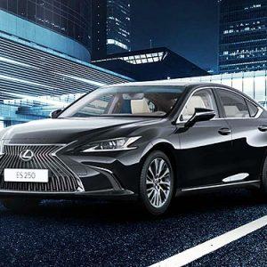 У Lexus ES250 появилась новая комплектация «Мията»