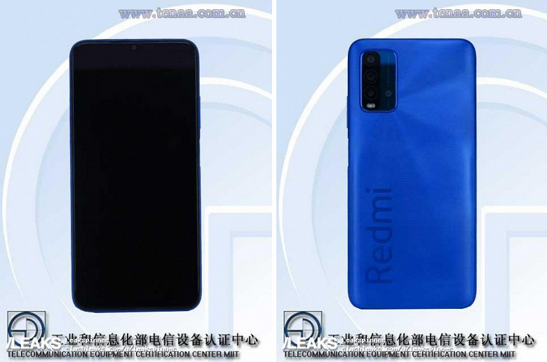 Фотографии и характеристики Redmi Note 10