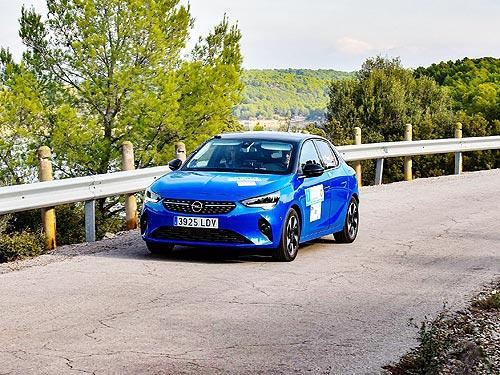 Электромобиль Opel Corsa-e продолжает завоевывать призы - Opel