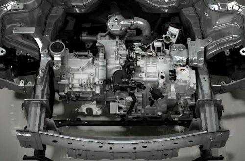 """Mazda показала свой будущий 6-цилиндровый двигатель и """"гибрид"""""""