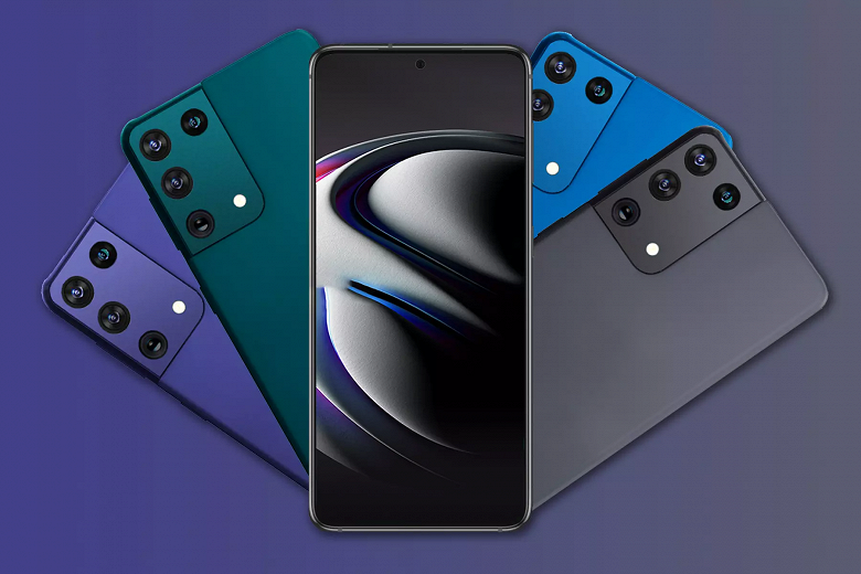 Samsung Galaxy S21 Ultra оснащён новым датчиком ISOCELL HM3