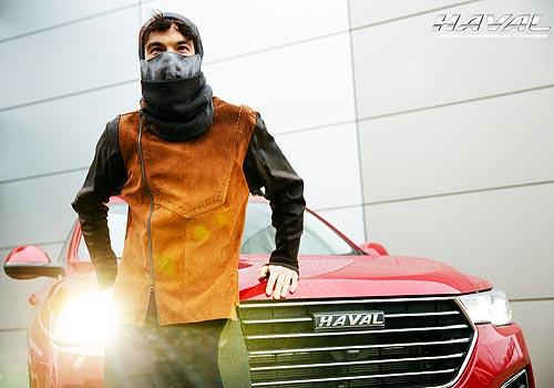Модная покупка: как SUV-бренд HAVAL продвигает в Украине стильный имидж своих автомобилей - HAVAL