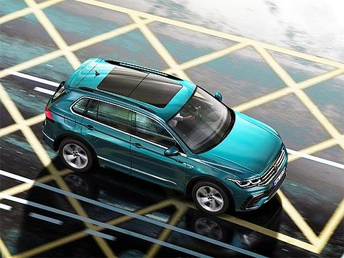 T-премьера. В Украине стартуют продажи двух новых моделей Volkswagen - Volkswagen