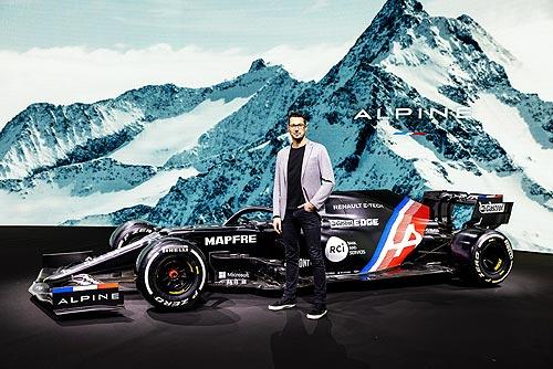 Alpine станет автомобильным брендом «нового поколения» и выпустит линейку электрических моделей - Alpine