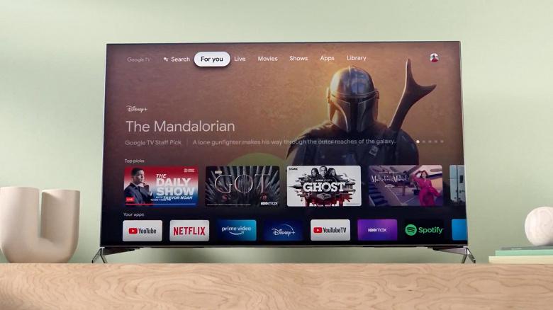 Android TV уступает место Google TV: в чём Google TV будет лучше?